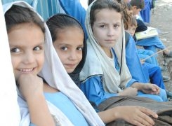 Literacy For All Program in FATA